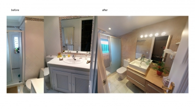 House refurbishment | Bathroom