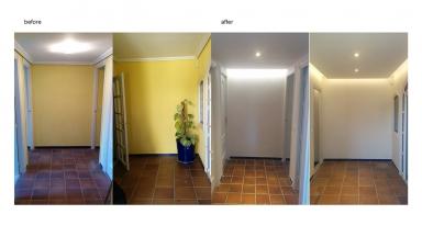 House refurbishment |Corridor